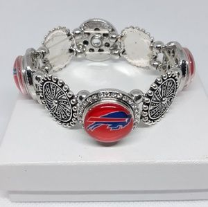 Buffalo Bills Elastic Bracelet